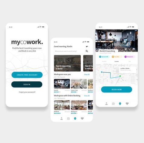 mycowork App
