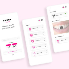 SMILER - Appointment App