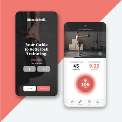 Kettlebell App