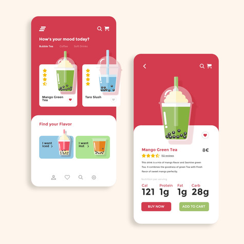 Beverages App