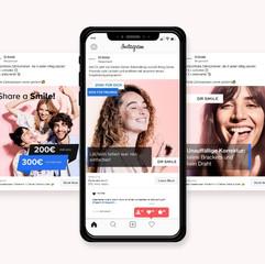 DrSmile - Social Media Ads