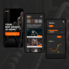 Trabuco Fitness App
