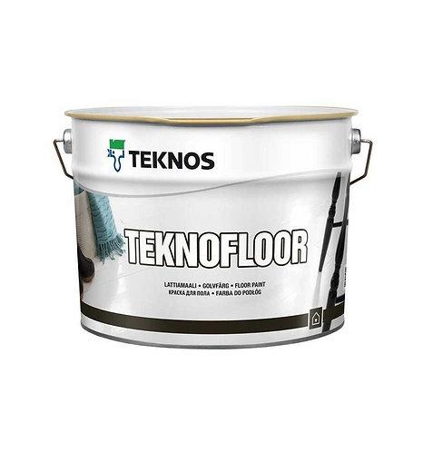 Teknos Teknofloor - Farba podłogowa