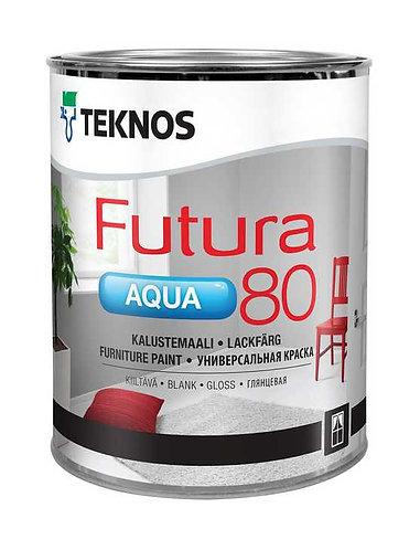Teknos Futura 80 Aqua