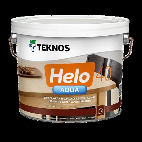 Teknos Helo Aqua 40 - lakier wodny, półmat