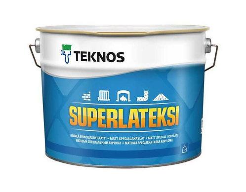 Teknos Superlatexi / Farba uniwersalna