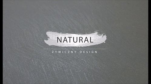 NATURAL Podłoga żywiczna 1m2