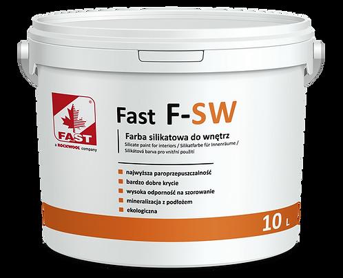 FAST FSW - farba silikatowa do wnętrz