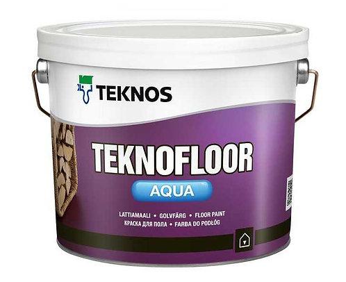 Teknos Teknofloor aqua - Farba podłogowa