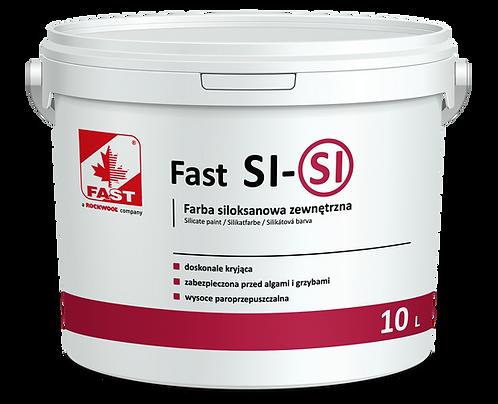 Fast Farba SI-SI -wysoka odporność na zabrudzenia