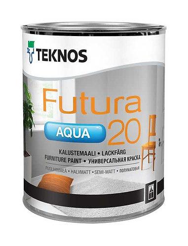 Teknos Futura 20 Aqua