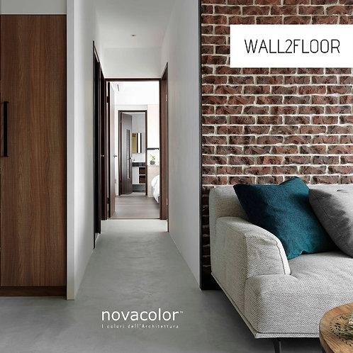Novacolor Wall2Floor - Mikrocement | Cena za m2