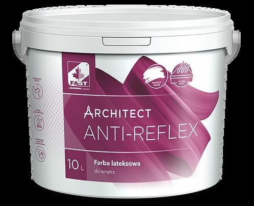 FAST ARCHITECT ANTI-REFLEX 10l