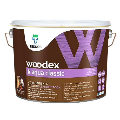Teknos Woodex Aqua Classic