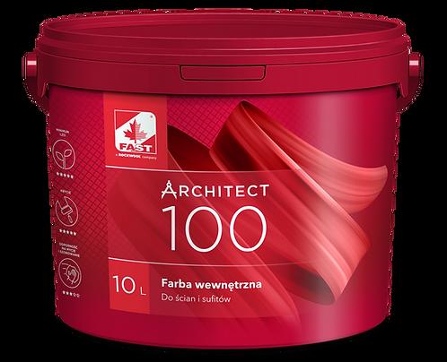 Architect 100 - farba do ścian i sufitów