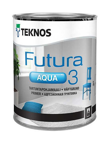 Teknos Futura 3 Aqua
