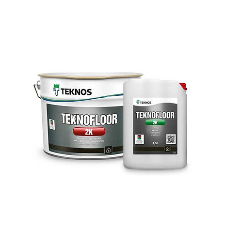 Teknos Teknofloor 2K aqua - Farba podłogowa