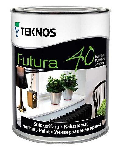 Teknos Futura 40 Olejna