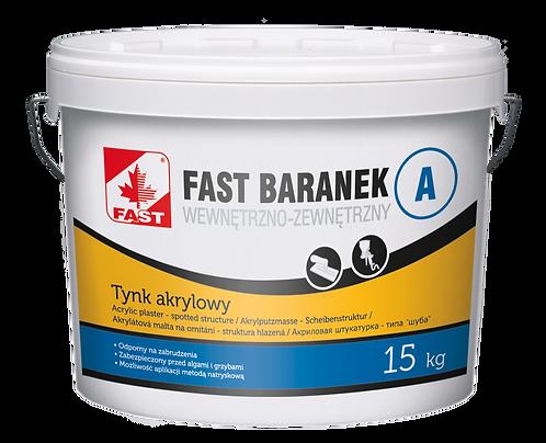FAST Tynk Akrylowy 15kg