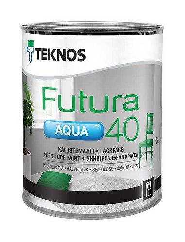 Teknos Futura 40 Aqua