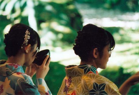 茶道 Sadō
