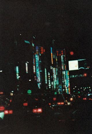 東京ライトが大好き I love Tokyo Lights