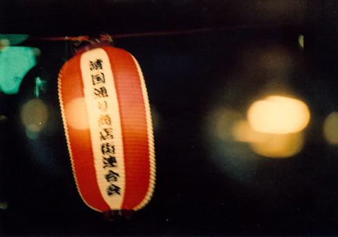 ブーキニストのランタン Bouquinists's Lantern