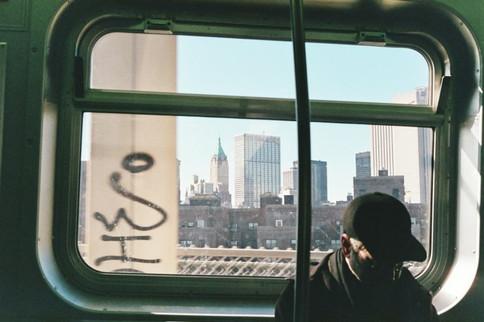 F Train Ride