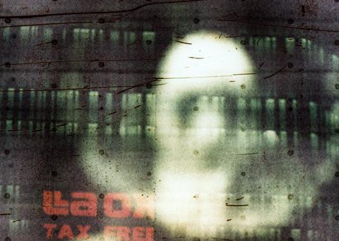 キュービクルの幽霊 Cubicle's Ghost