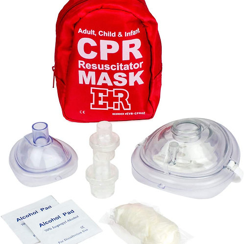 Adult and Pediatric Combo Mask
