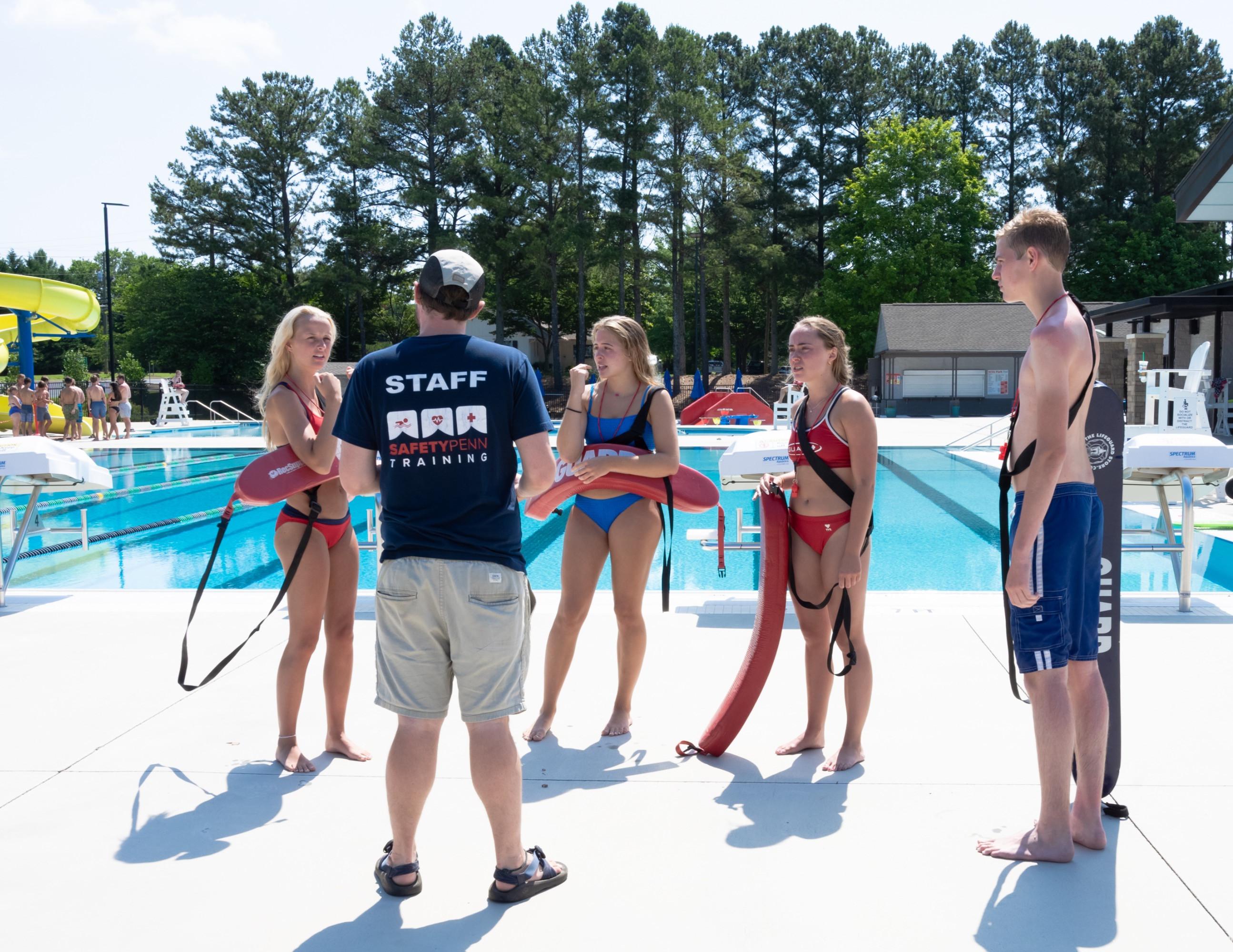 Lifeguard Instructor Review - LGI Recert