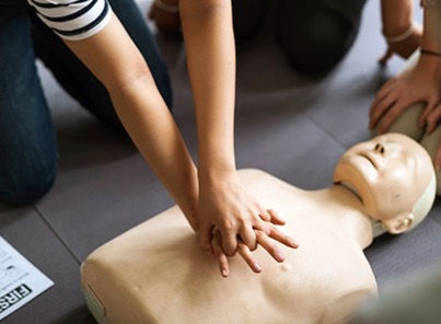 Adult & Pediatric CPR/AED and First Aid