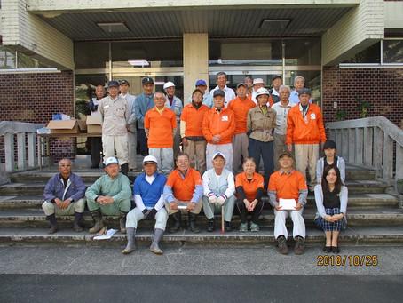 「シルバーの日~えひめ」ボランティア活動報告