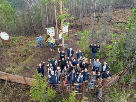 Национальный лесной форум. #Лесолюбы в Якутске