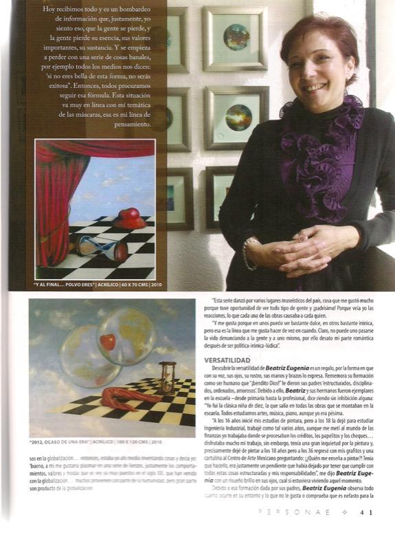 11 Beatriz Eugenia en ISMOS Revista Personae 2011 3