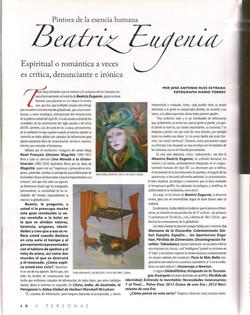 11 Beatriz Eugenia en ISMOS Revista Personae 2011 2