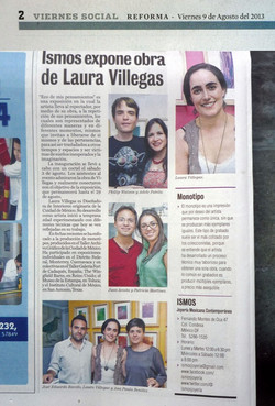 7 laura Villegas Reforma ISMOS 2013