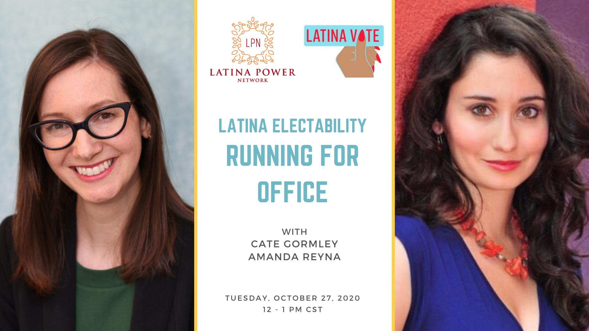 Latina Electability Event