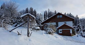 Waldbaden, Langlaufloipe