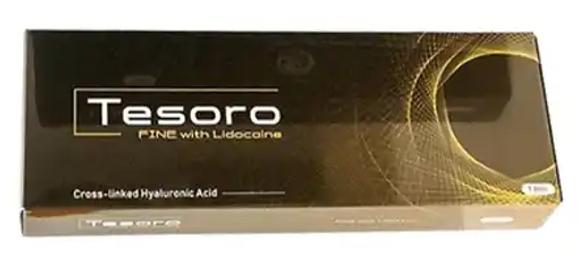 TESORO FINE WITH LIDOCAINE- 1 x 1.1ml
