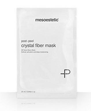 POST-PEEL CRYSTAL FIBER MASK-Pack of 5 masks