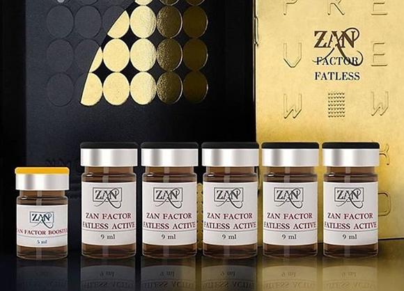 Zan Factor Fatless, Slimming Solution 50 ml (Spain)