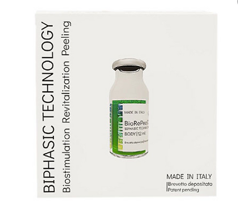 BioRePeel Cl3 Body Peel - 1 vial x 12ml (Italy)
