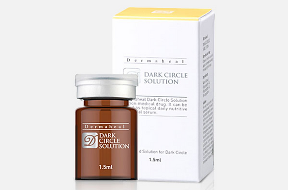 Dermaheal Dark Circle Solution - 5vials*1.5ml/Set
