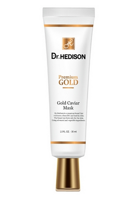 Dr.Hedison Gold Caviar Mask with colloidal gold, 30ml / 250ml