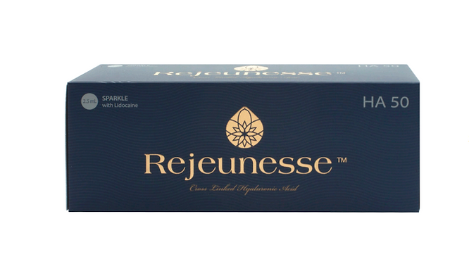 Rejeunesse Sparkle with Lidocaine - 3 x 2.5ml (Korea)