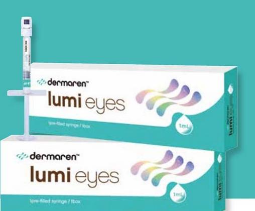 Dermaren Lumi Eyes- 1*1ml