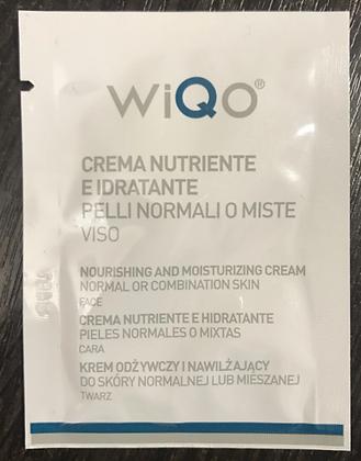 WiQO Cream Normal & Mixed Skin - 3 ml x 1 sachet