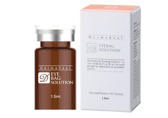 Dermaheal Eye Bag Solution- 1 vial x 1.5ml