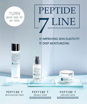 Dr. Hedison 7 Peptide Set ( Toner, Serum and Cream)